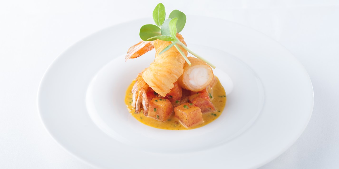 Watermelon And King Prawn Curry Recipe Great British Chefs