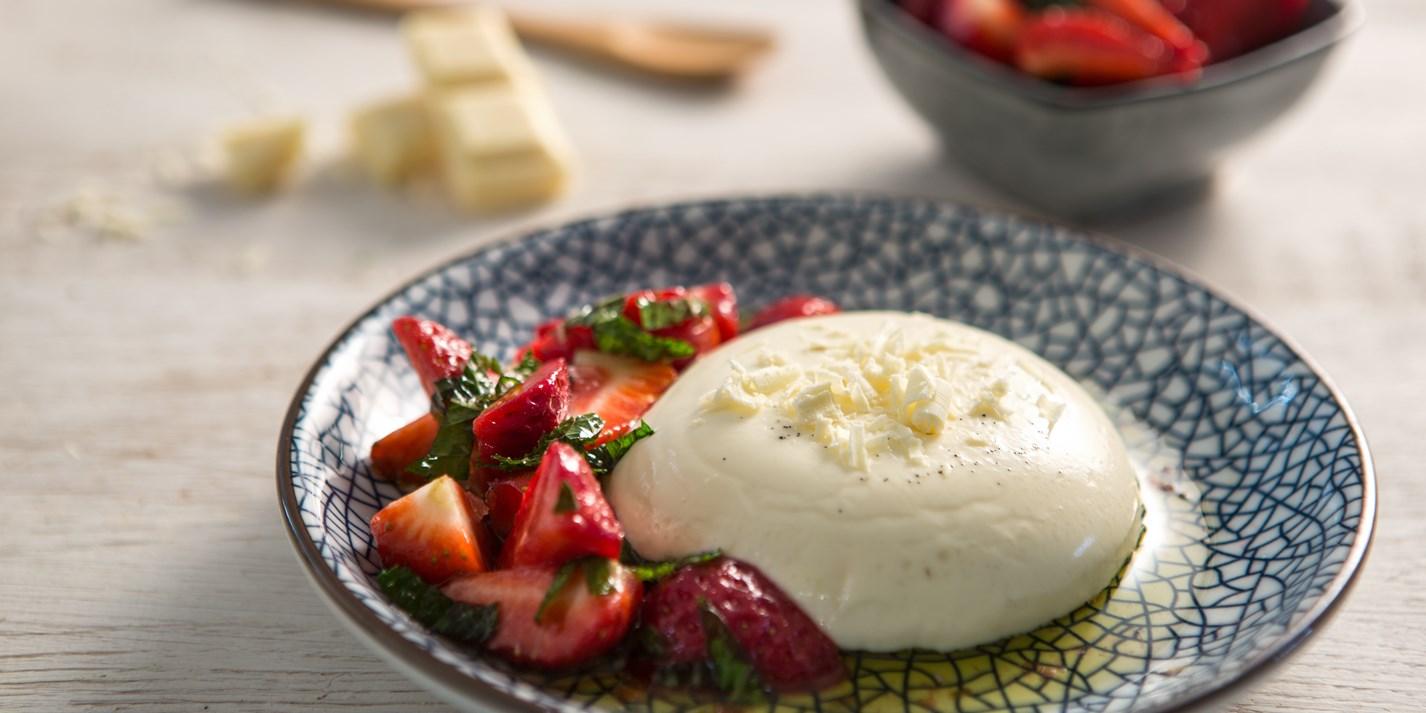 Panna Cotta Recipes Great British Chefs