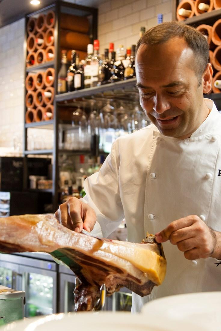 Taste Of London 2016 Jos 233 Pizarro Great British Chefs