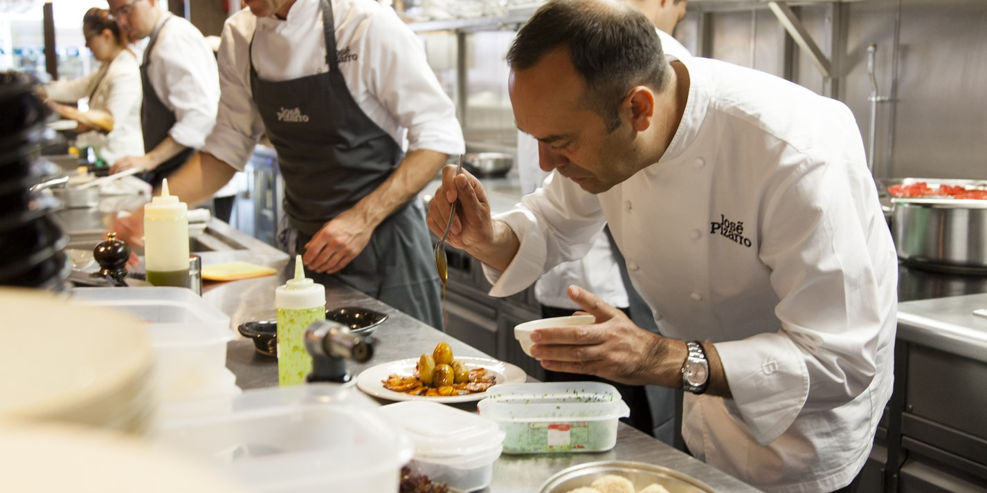 Festive Taste of London 2015: José Pizarro