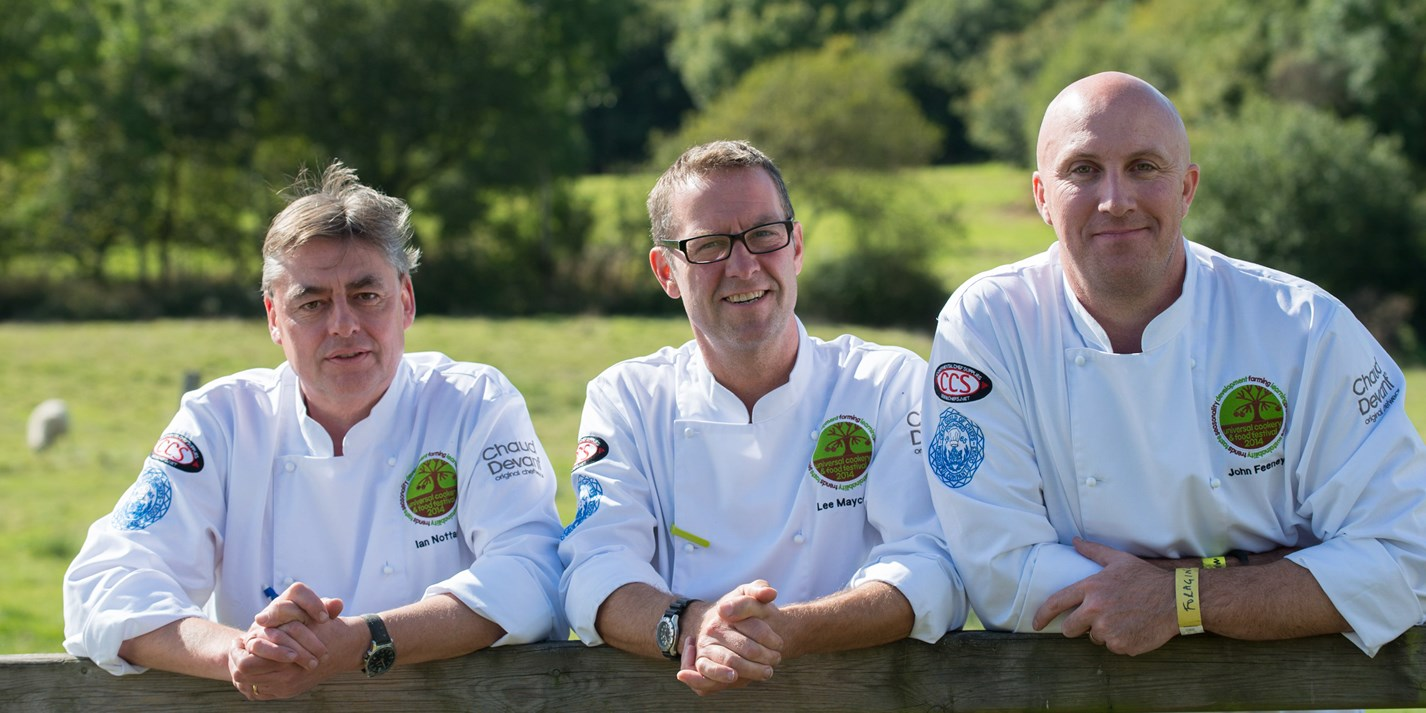 The Universal Cookery and Food Festival 2015