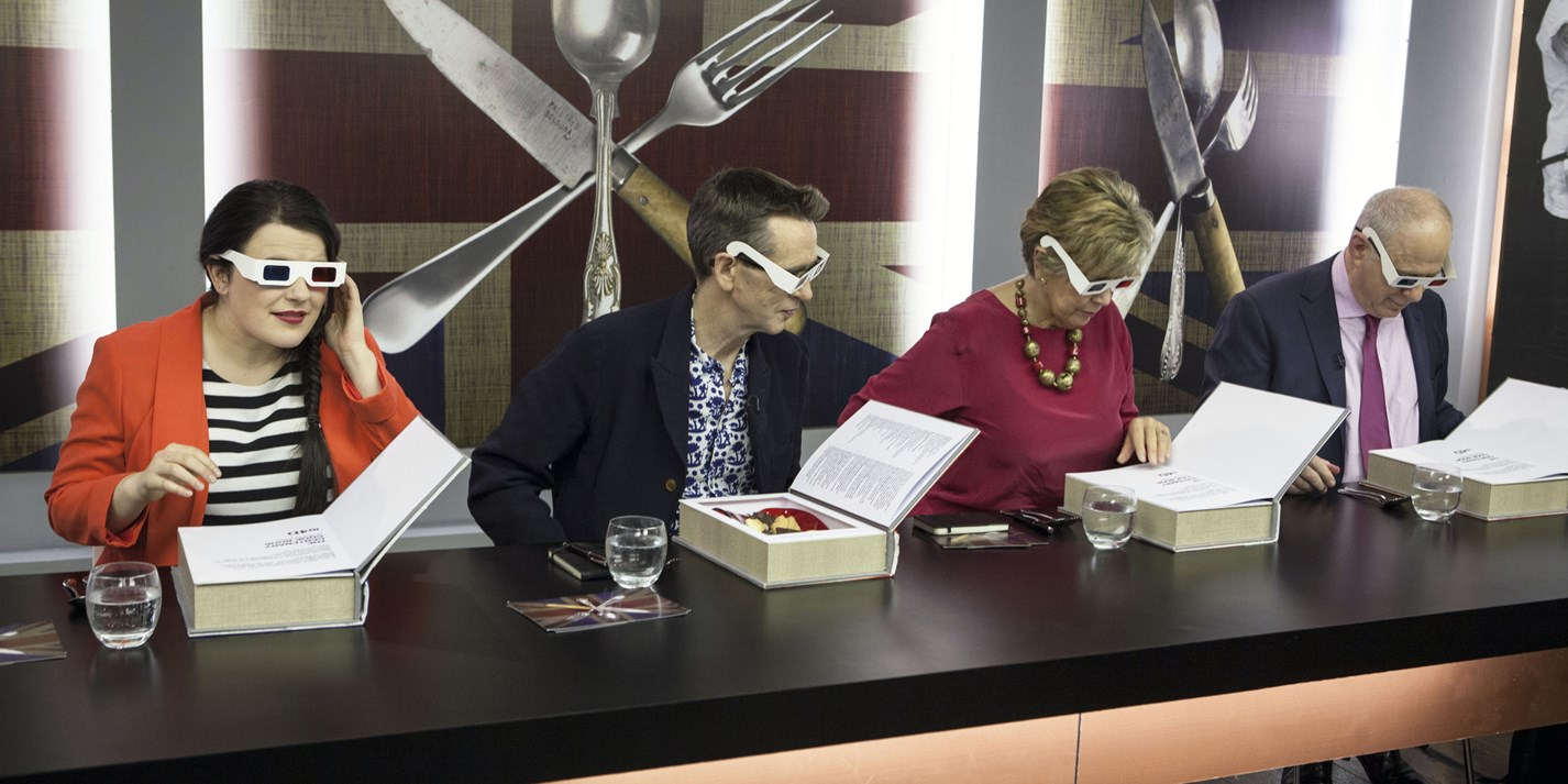 Great British Menu 2015: North East heat preview