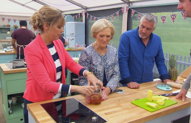 'Kilner versus Kilner' - Mary and Mel battle it out for the rum