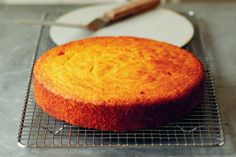 Chocolate Orange Polenta Cake Recipe