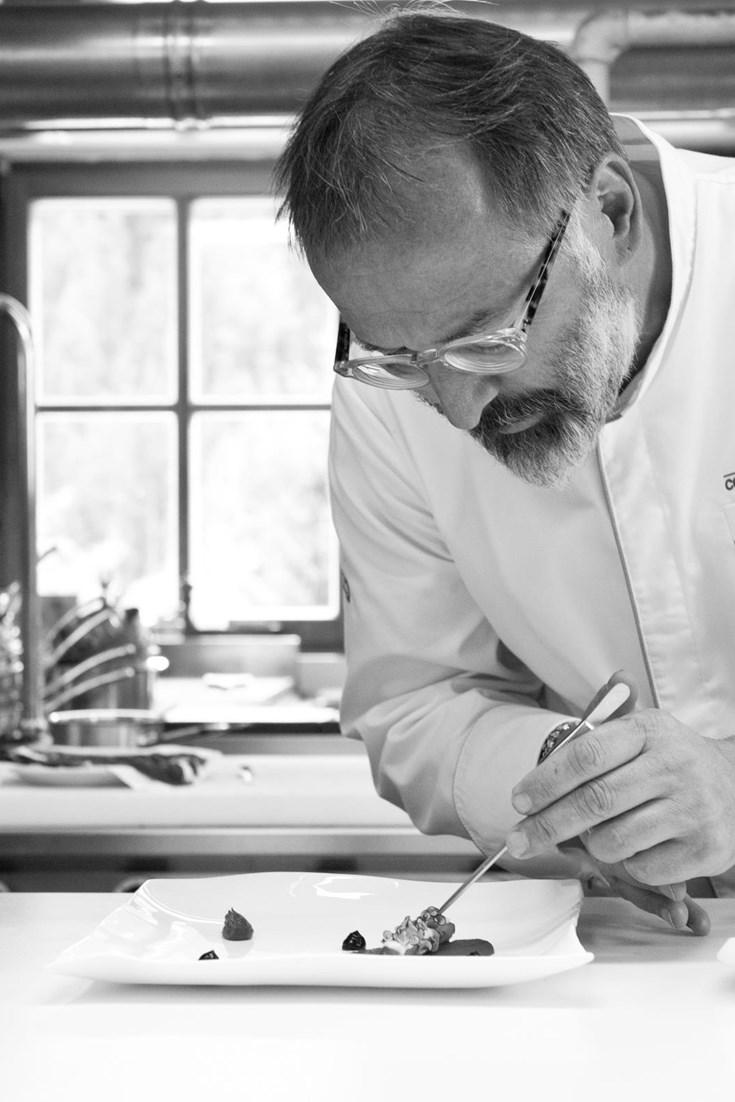 Norbert Niederkofler - Great Italian Chefs