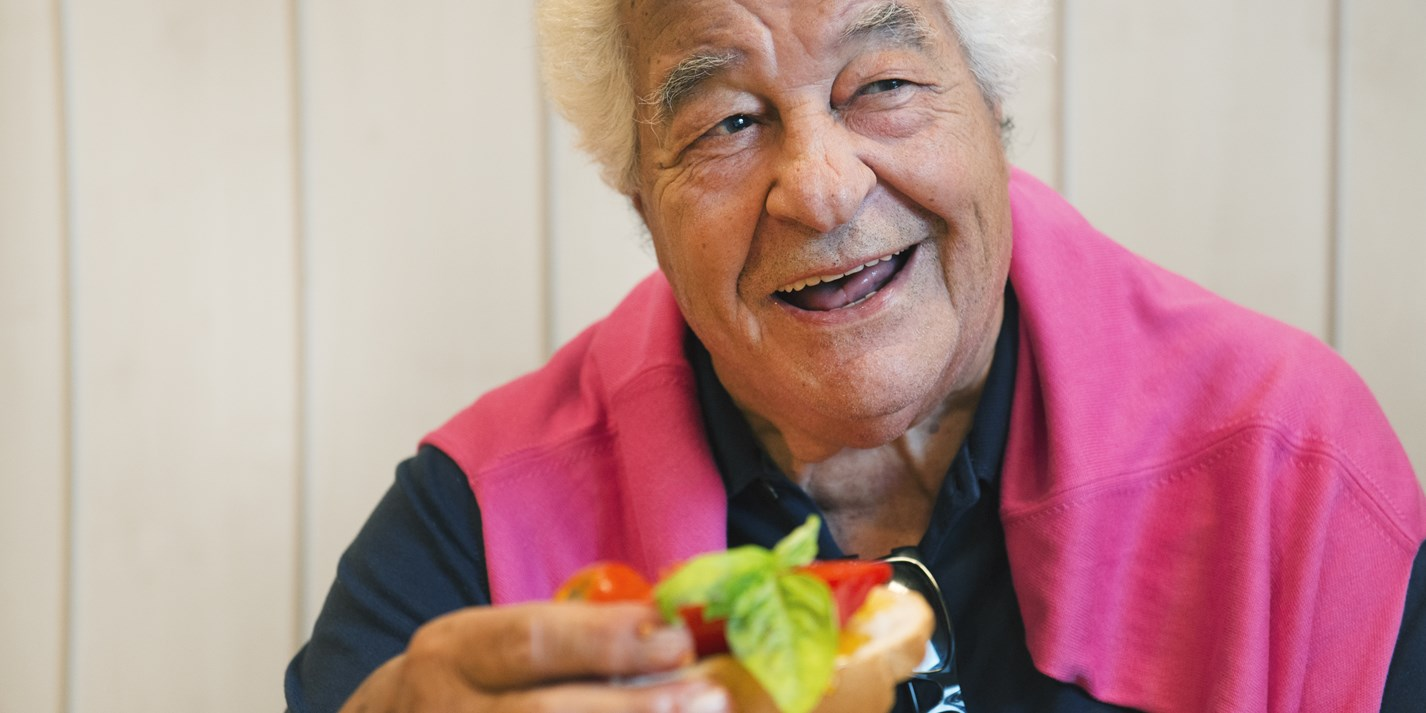 The Italian master – an interview with Antonio Carluccio