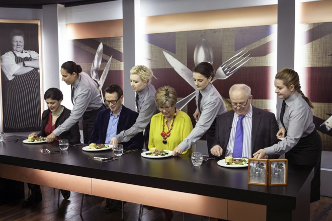Great British Menu 2015: North West heat final