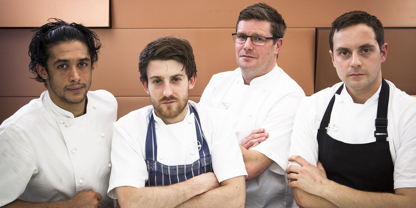 Great British Menu 2015: London and South East heat preview