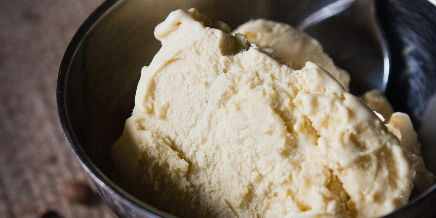 How to make ice cream sous vide
