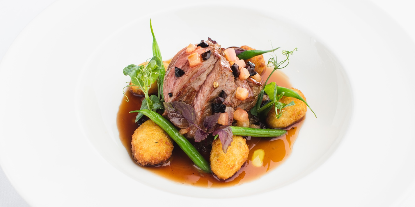 Sous Vide Lamb Rump Recipe With Gnocchi Great British Chefs