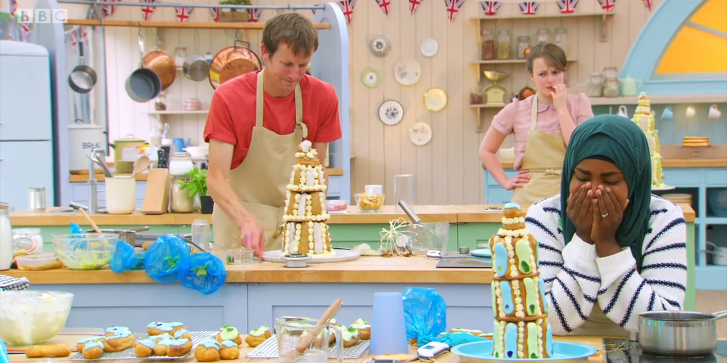 Great British Bake Off 2015, Week 8 - Patisserie Week