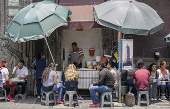 A mini guide to some of Mexico City's best street food