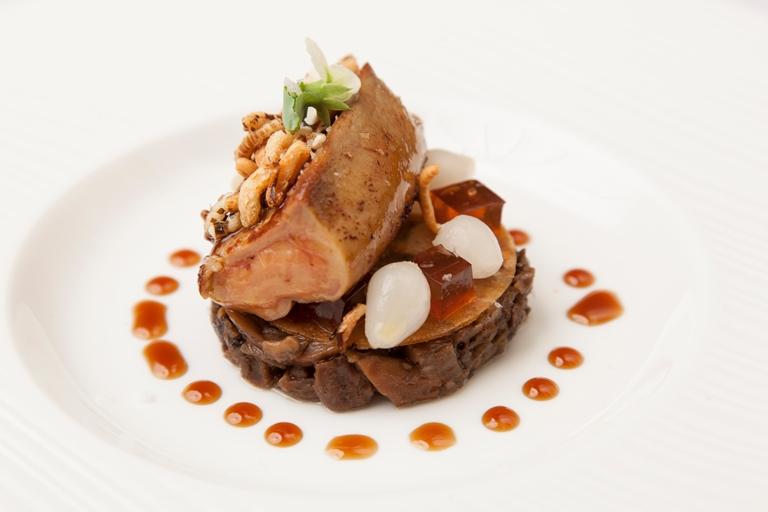 Sous Vide Foie Gras Recipe With Mushroom Duxelle Great