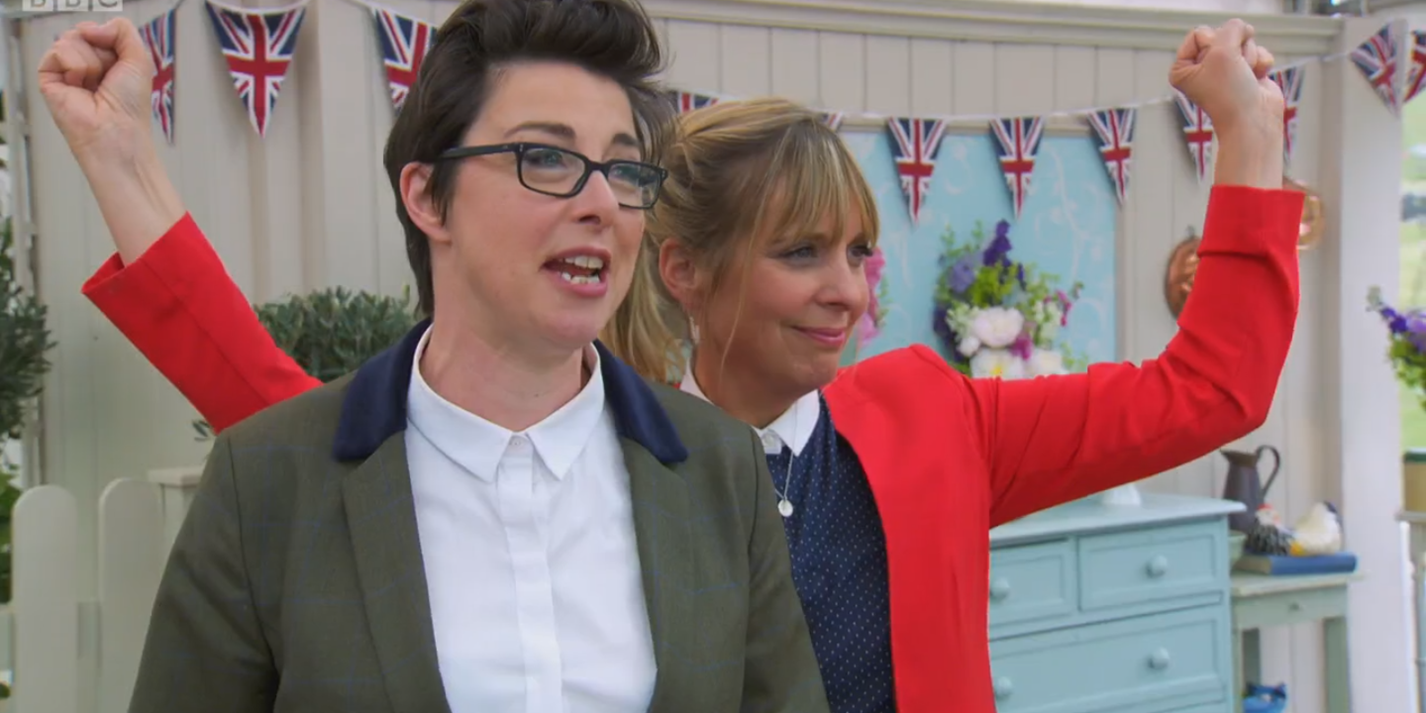 Great British Bake Off 2015, Week 9 - The Final