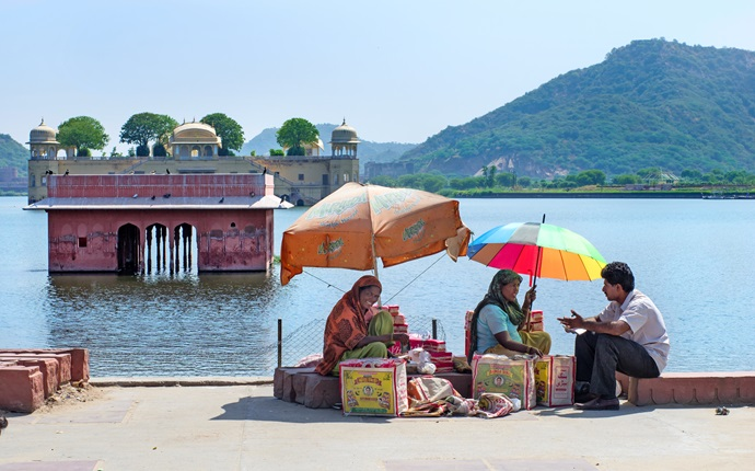 A journey to Rajasthan with Vivek Singh