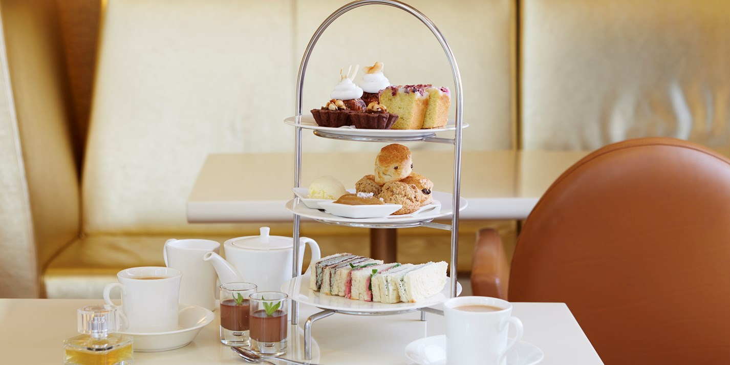 How to put together the ultimate afternoon tea at home