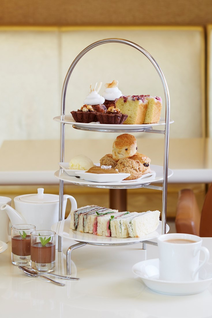 Best Afternoon Tea Recipes Great British Chefs