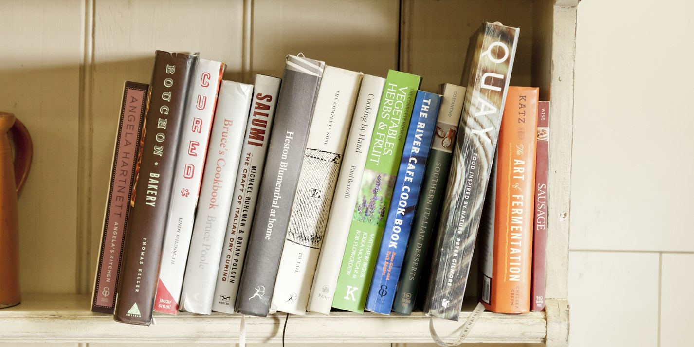 Cookbooks for Christmas: gift ideas for all the family