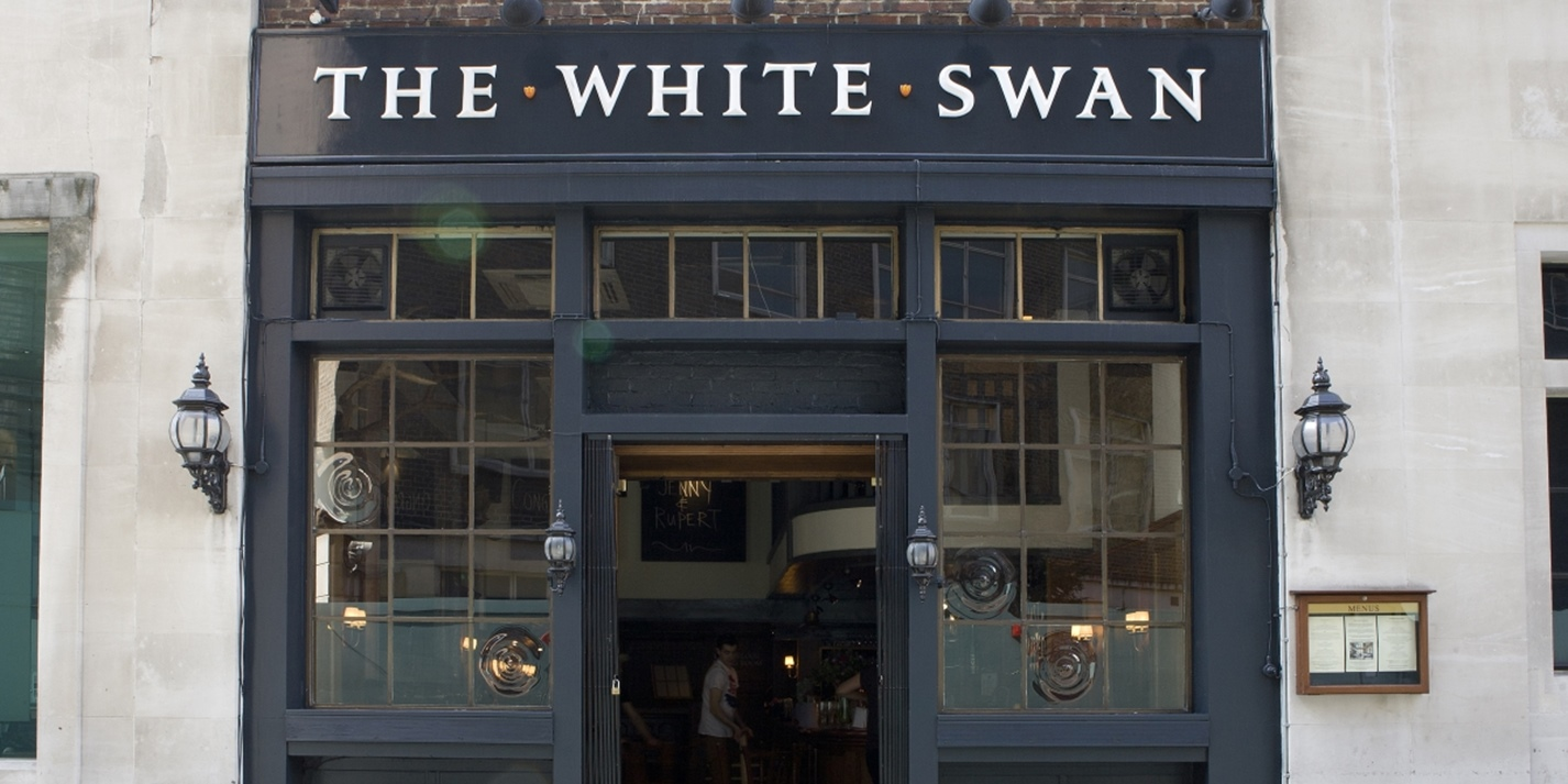 The White Swan - game and fine wine dinner review