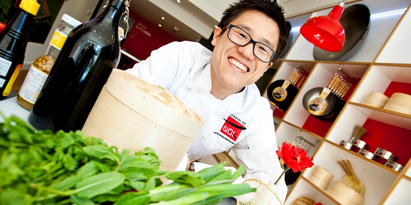 Festive Taste of London 2015: Jeremy Pang
