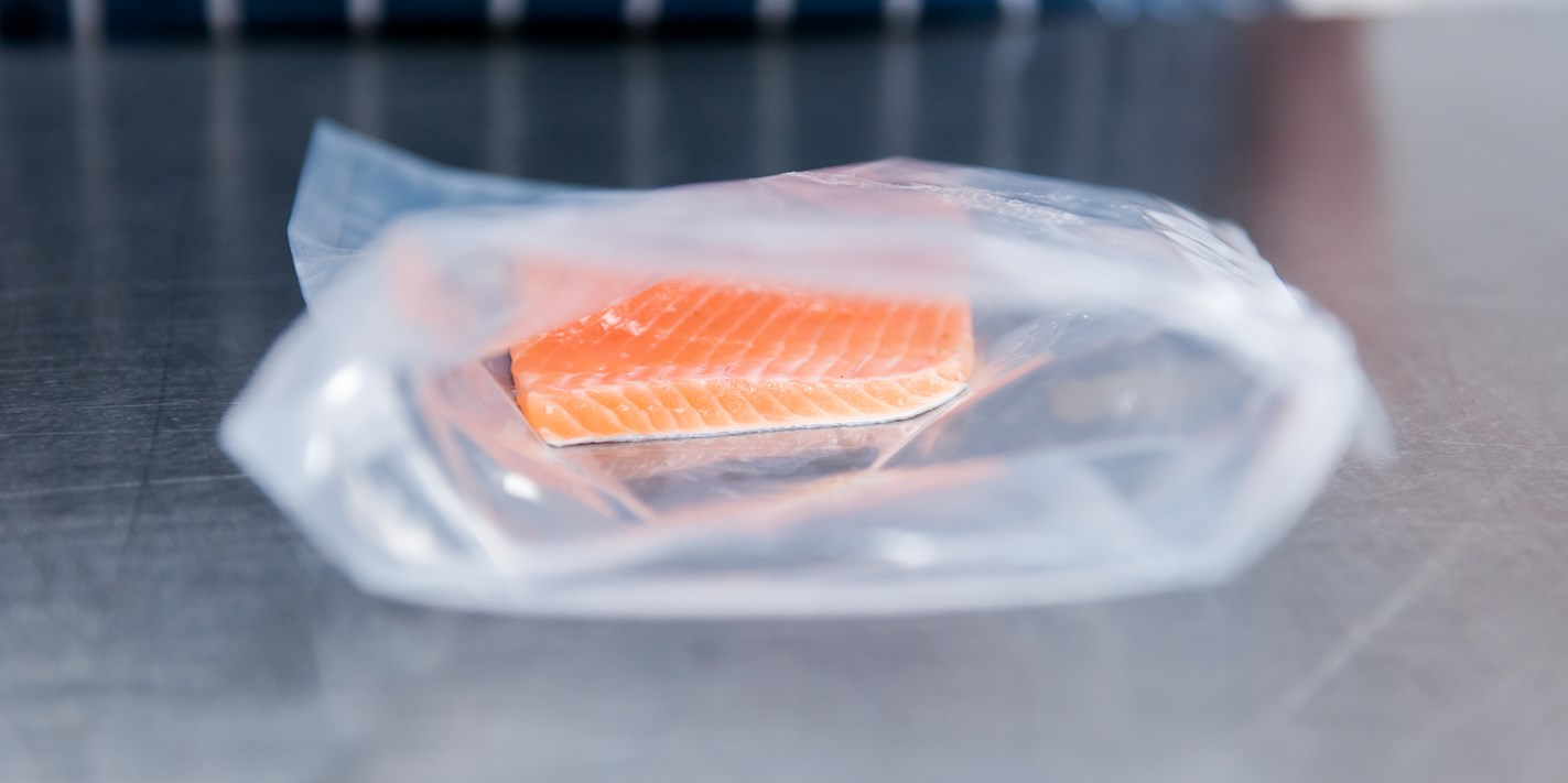 How to cook fish sous vide