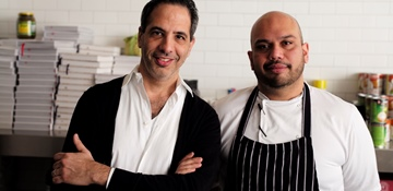 Yotam Ottolenghi and Ramael Scully Profile Picture