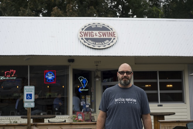 Pit stop: a barbecue road trip across the American South