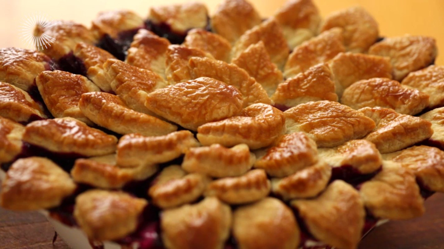 How To Decorate A Pie Crust Great British Chefs