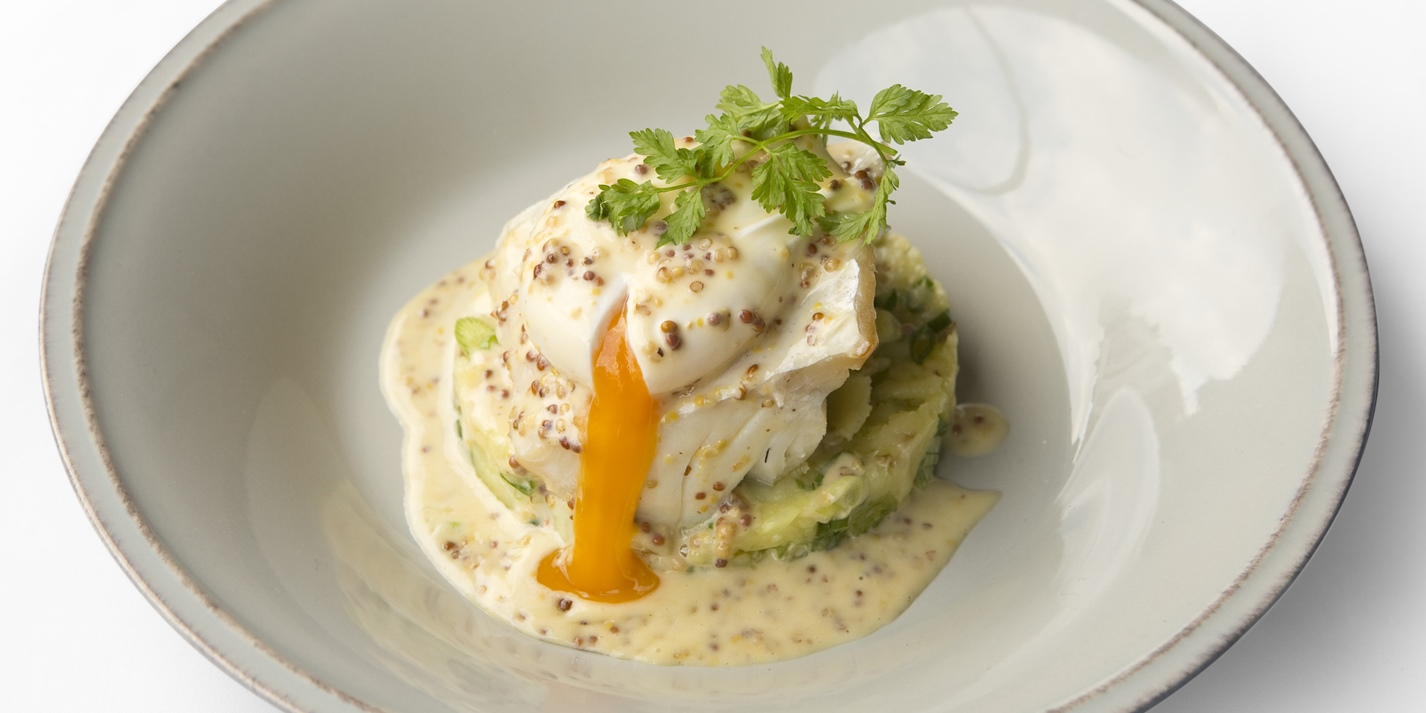 Poached Egg And Smoked Haddock Recipe Great British Chefs