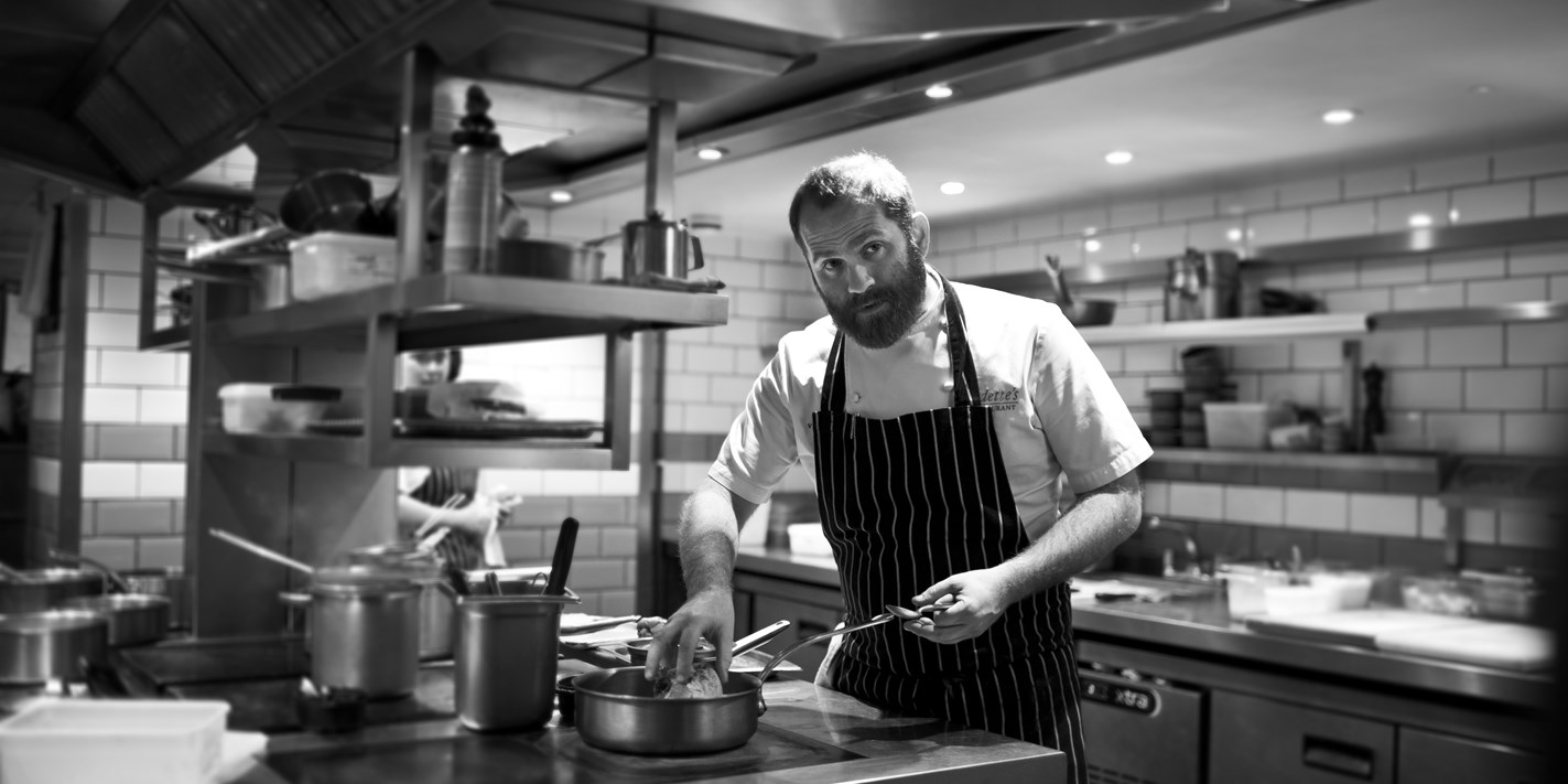 Bryn Williams - Great British Chefs