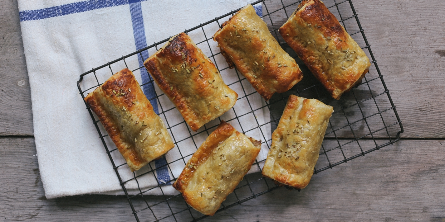 Sausage roll recipes