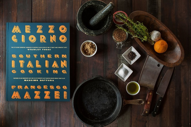 Book review: Mezzogiorno: Recipes from Southern Italy by Francesco Mazzei