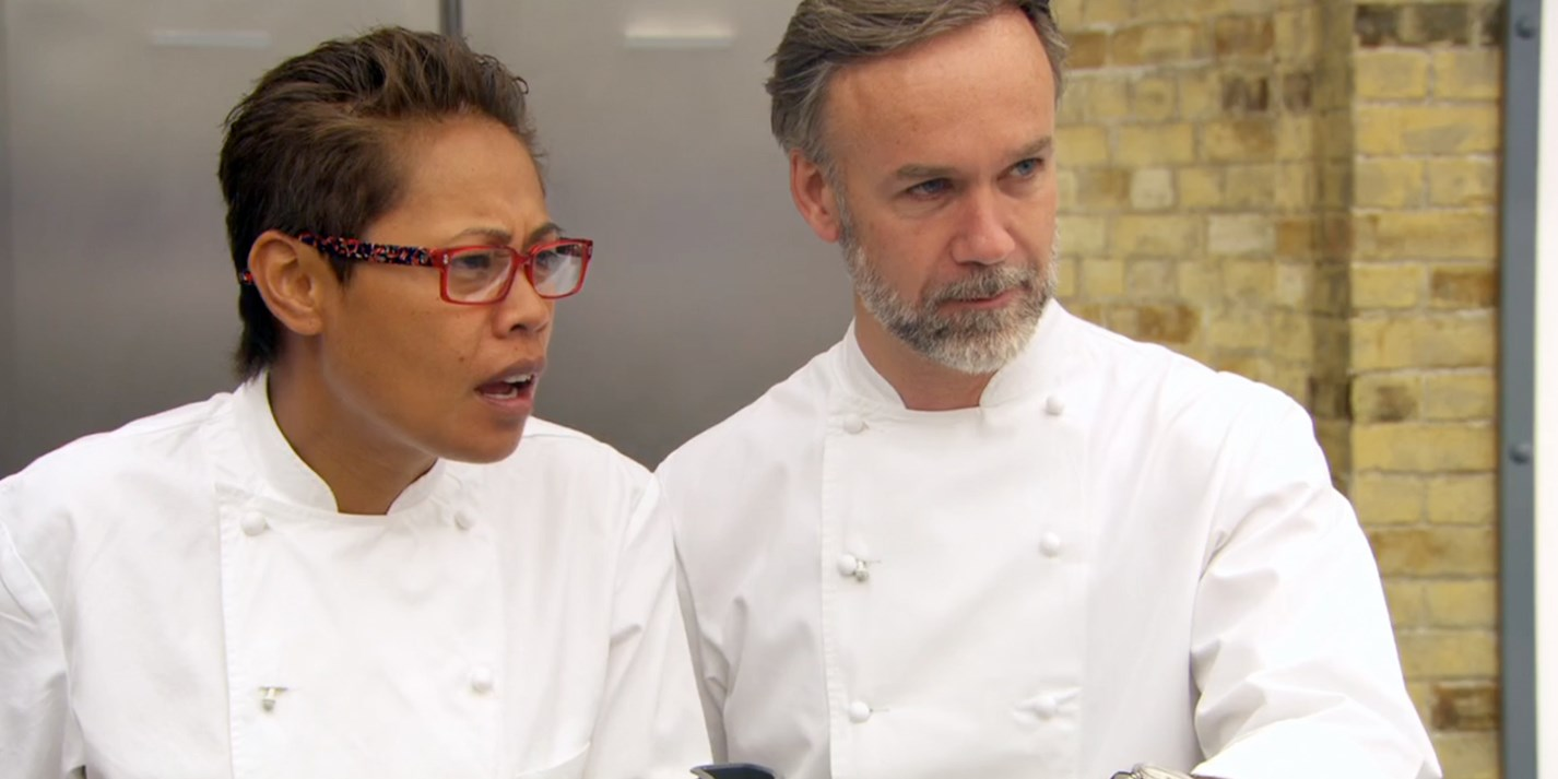 Masterchef: The Professionals 2015 – week three
