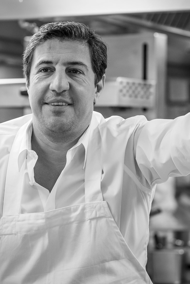 Claude Bosi Chef Great British Chefs