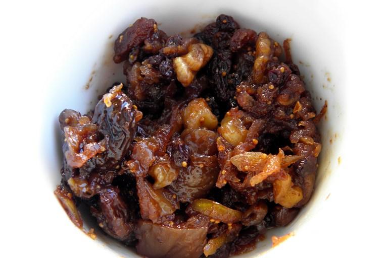 Fig And Apple Mincemeat Recipe Great British Chefs