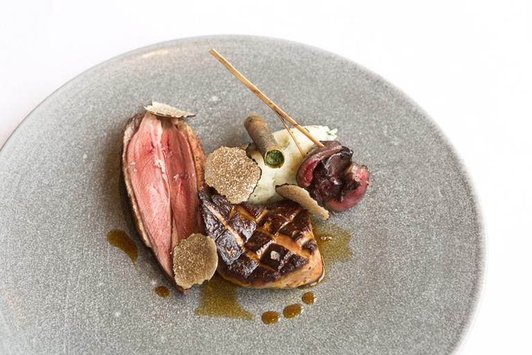 Pigeon Rossini Recipe Great British Chefs
