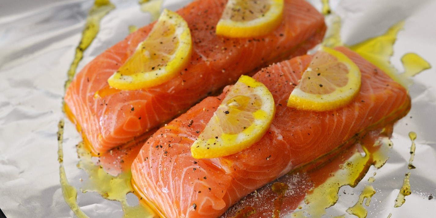 Salmon fillet recipes great british chefs for How to cook salmon fish