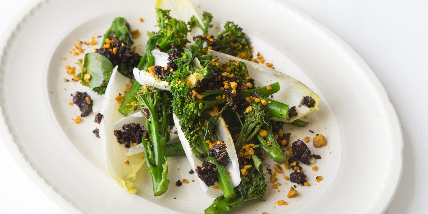 Tenderstem Broccoli Easy Salad Recipe Great British Chefs