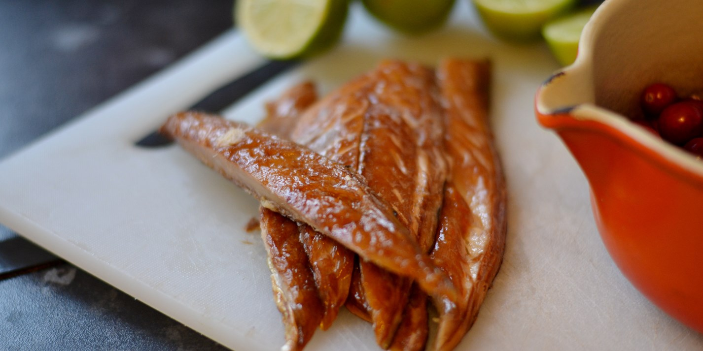 Smoked mackerel recipes