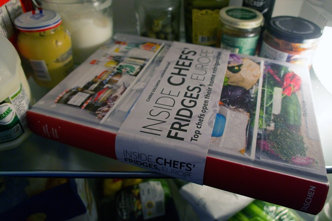 Book review: Inside Chefs' Fridges by Carrie Solomon and Adrian Moore