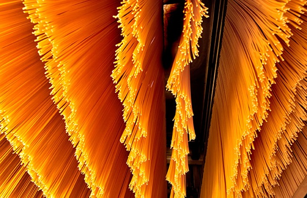 Barilla pasta production