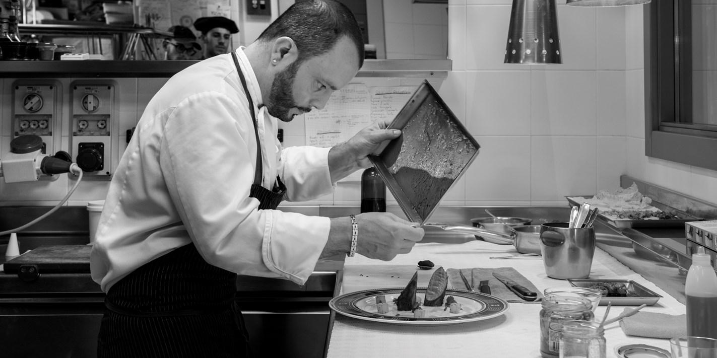 Francesco Bracali Chef - Great Italian Chefs
