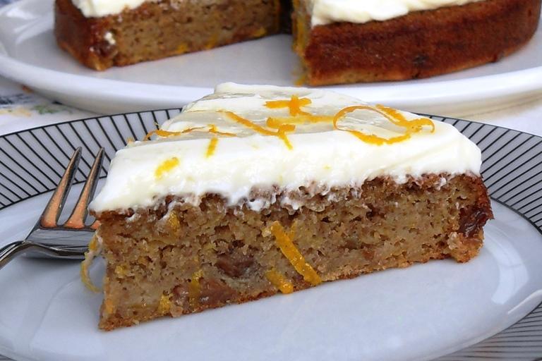 Spelt And Butternut Squash Cake Recipe Great British Chefs