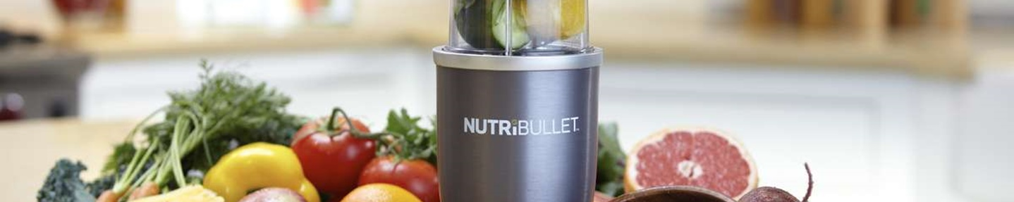 Win a 12-Piece NutriBullet Set Worth £80