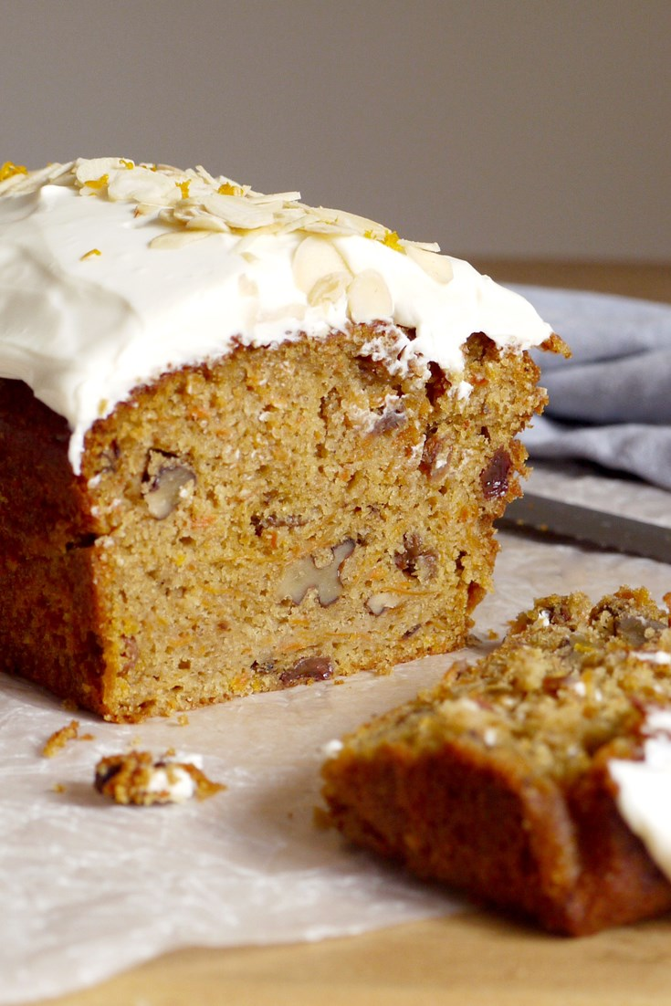 Carrot Cake Recipes Great British Chefs