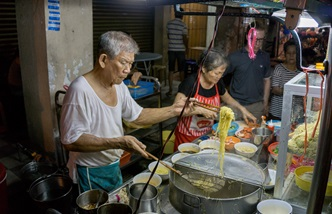 Seven things to eat in Penang