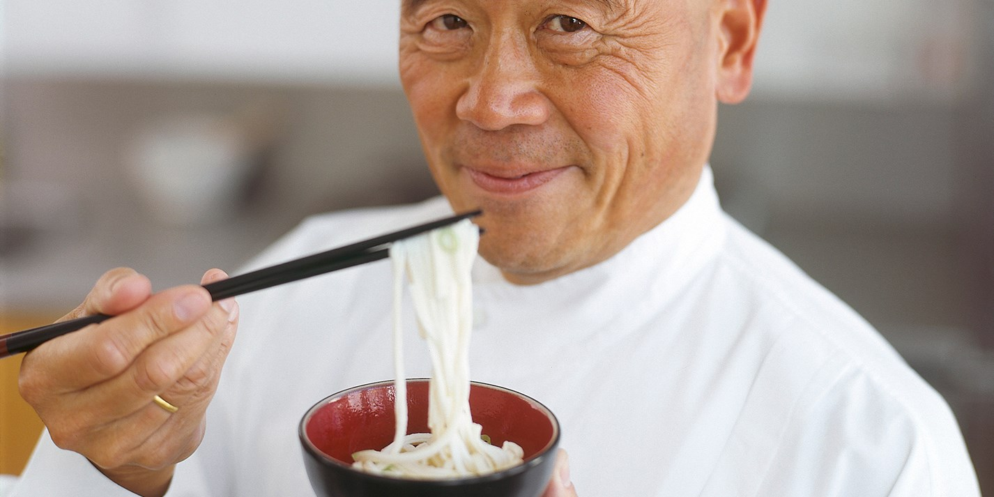 Ken Hom: a legend of Chinese cooking