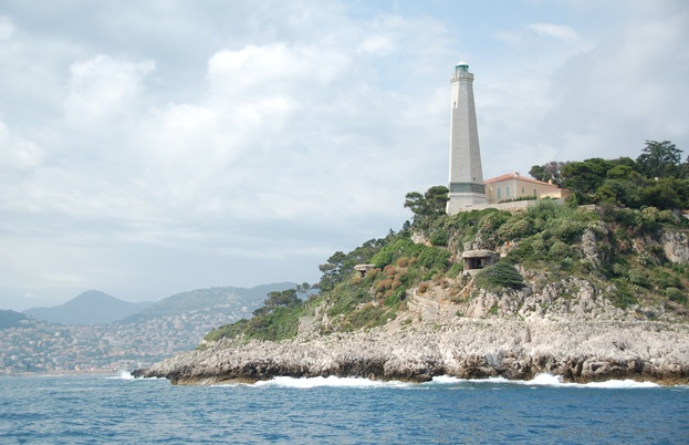 Cap Ferrat lighthouse