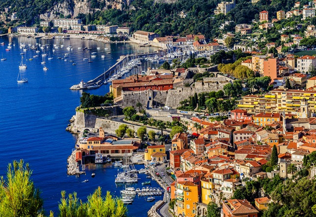Tastescape: the French Riviera