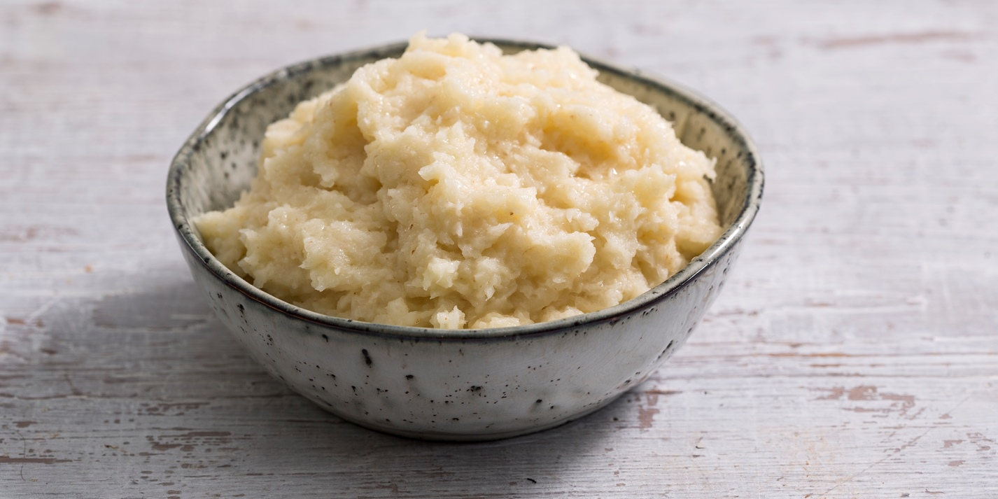 How to make celeriac mash